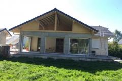 Charpentier en Haute Savoie