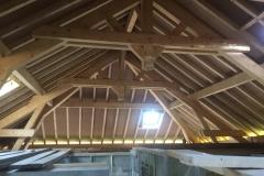 Construction de charpente a La Roche sur Foron