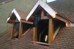 Fabrication de fenetres sur toit Annecy