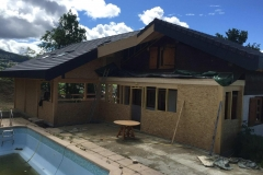 Renovation couverture de toit et zinguerie a Groisy