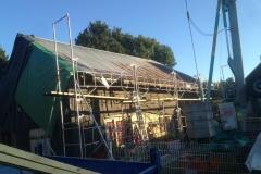 Renovation de charpente a Arbusigny