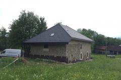 Renovation de charpente a La Roche sur Foron