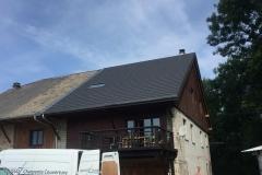 Renovation de charpente a Thorens Glieres